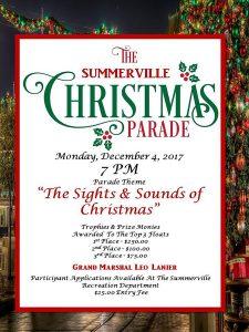 Summerville Ga Christmas Parade 2020 Christmas Parade   Summerville, Georgia